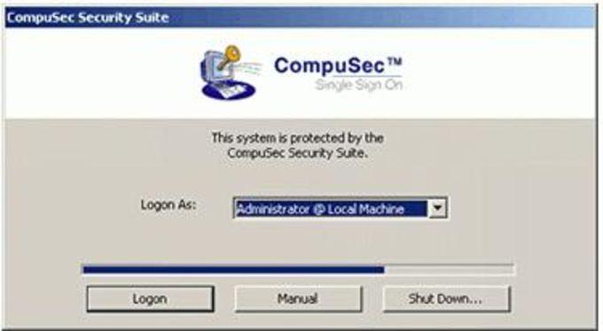 CompuSec PC Security Suite