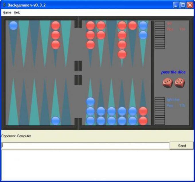 DJ-Backgammon