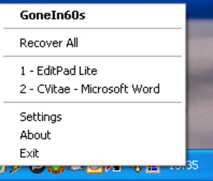 GoneIn60s