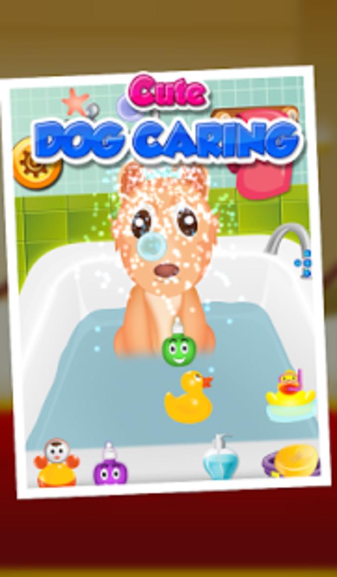 Cute Dog Cuidar 3 - Juego de