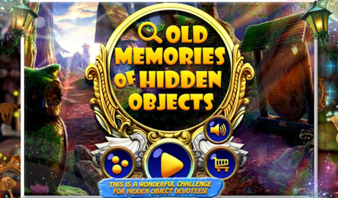 Viejos recuerdos de objetos oc