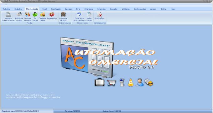 AC - Automação Comercial