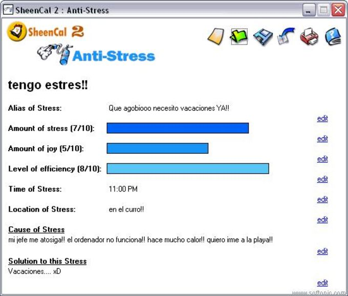 SheenCal Anti-Stress