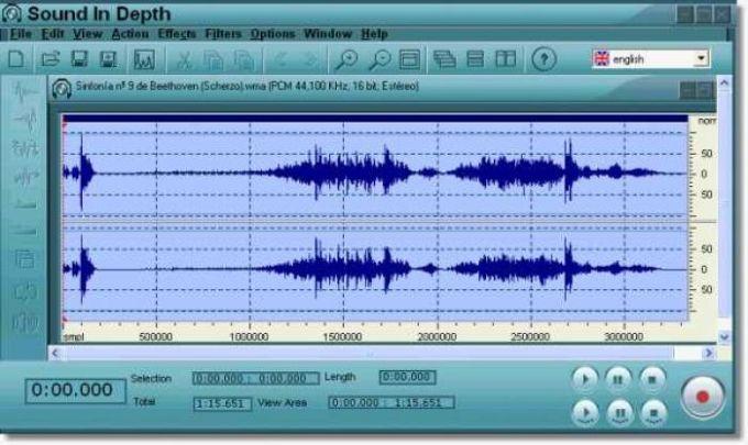 Sound In Depth