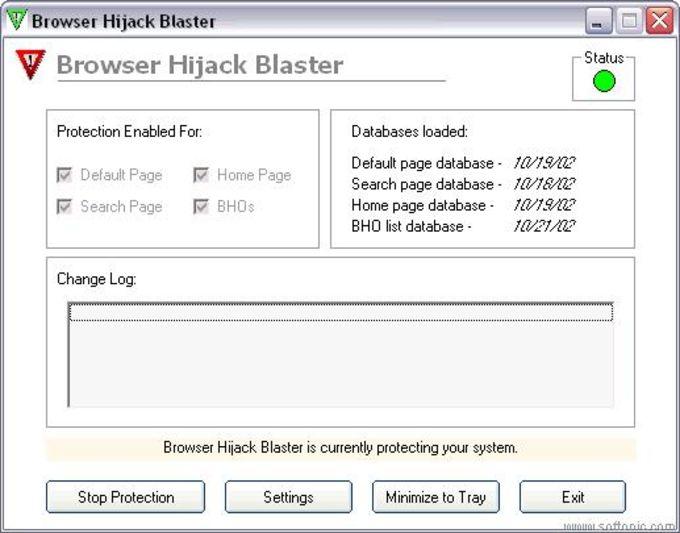 Browser Hijack Blaster