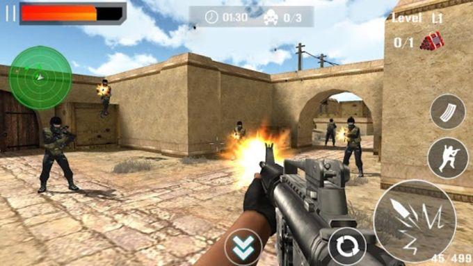 SWAT Shooter