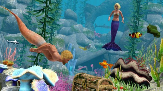 The Sims 3: Ilha Paradisíaca