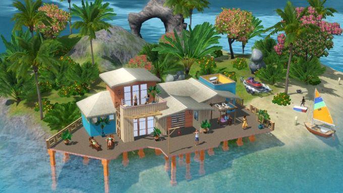 The Sims 3: Île de Rêve