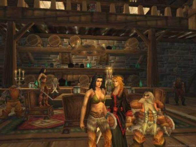 World of Warcraft 2003 Gameplay Video