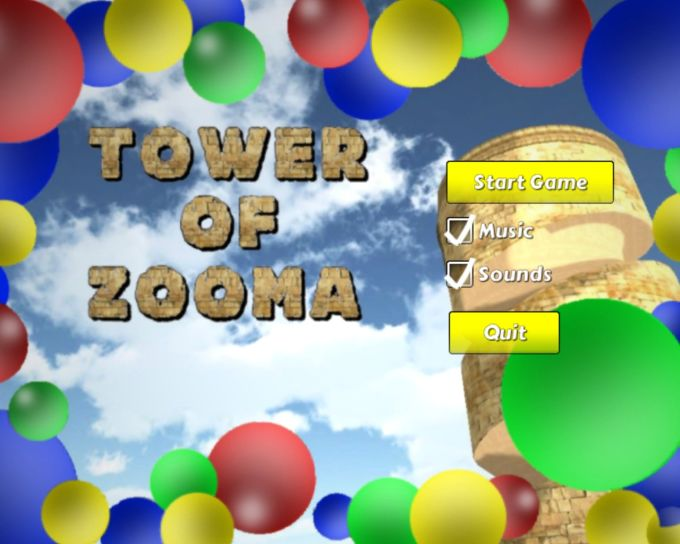 Tower Of Zooma