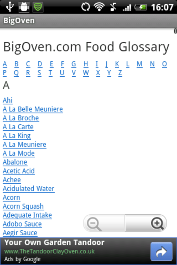 BigOven: 1 Million Recipes and Meal Planner