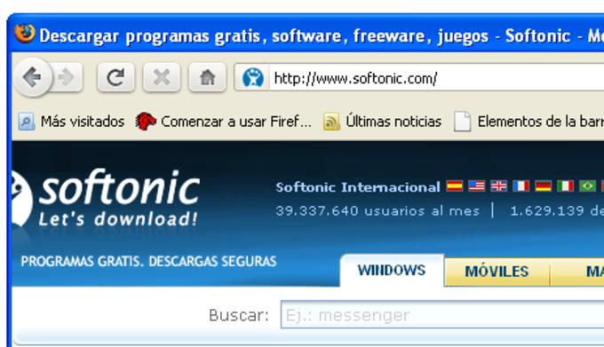 Firefox 3.7 Mockup