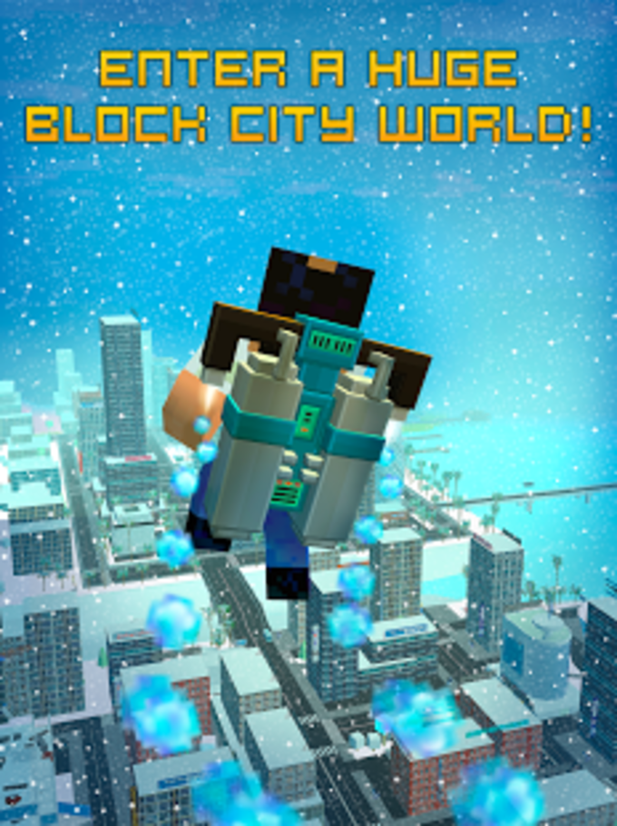 Block City Wars + skins export