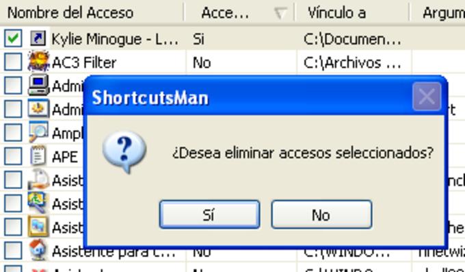 ShortcutsMan