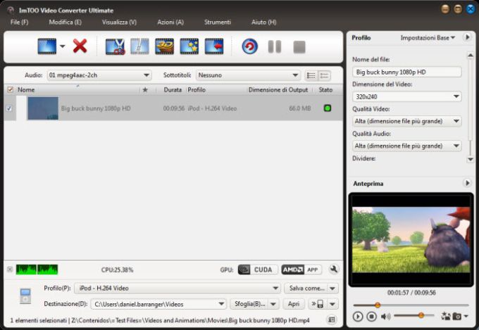 ImTOO Video Converter Ultimate 7