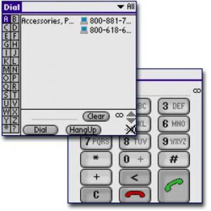 PDA GSM Connect Dialer