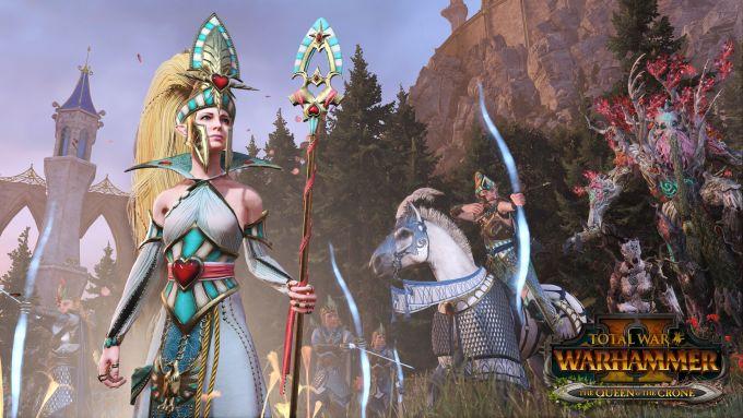 Total War: WARHAMMER II - The Queen & The Crone