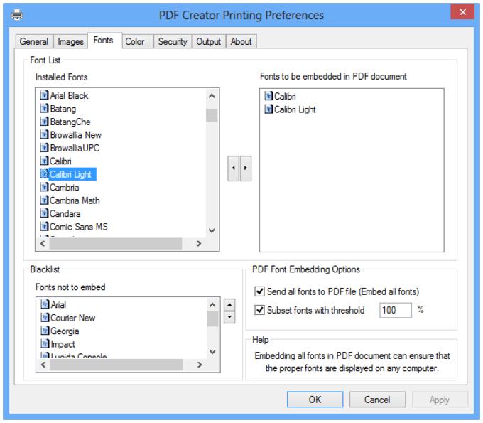 PDF Server for Windows 2016
