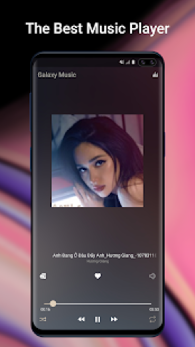 S10 Music Player Galaxy Player for S10 Plus