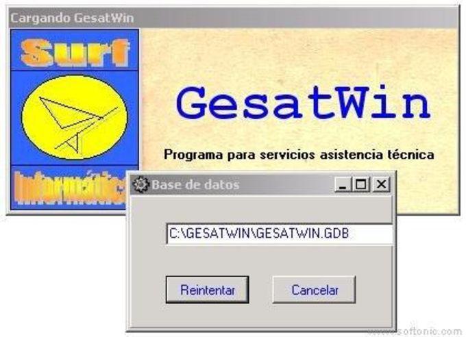 GesatWin (Servicios Asistencia Tecnica)