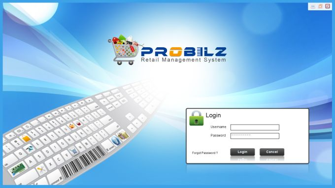PROBILZ  STD ED Retail POS software