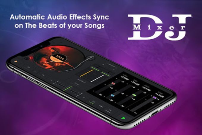 DJ Name Mixer With Music Player - Mix Name To Song for Android