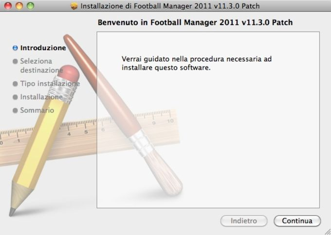 Football Manager 2011 Patch