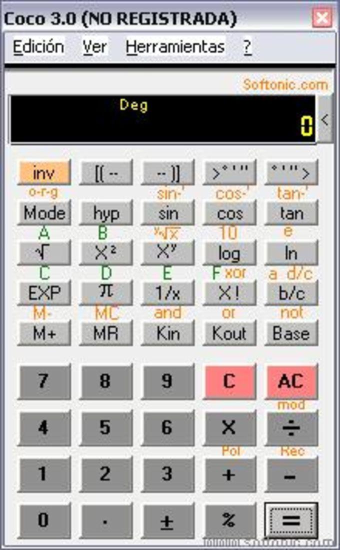 Coco Calculator