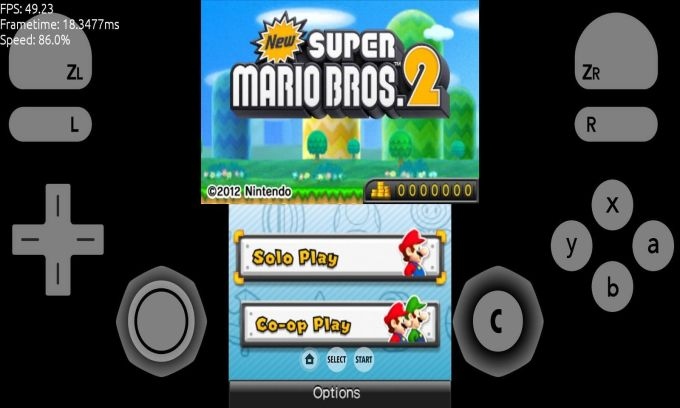 Citra Emulator 3DS