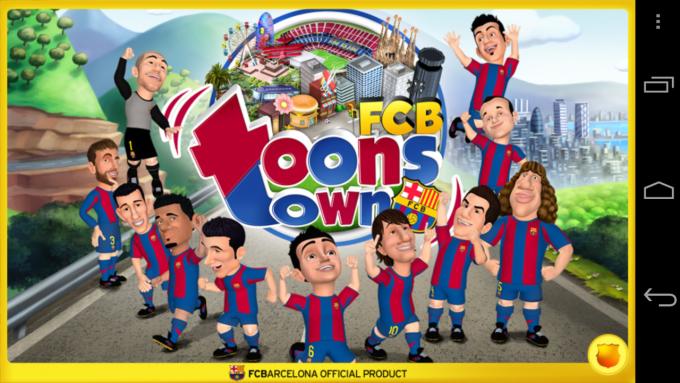 FCB ToonsTown HD