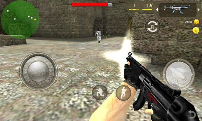 Gun and Strike 3D
