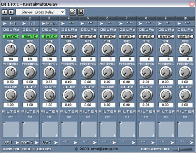 Kristal Audio Engine