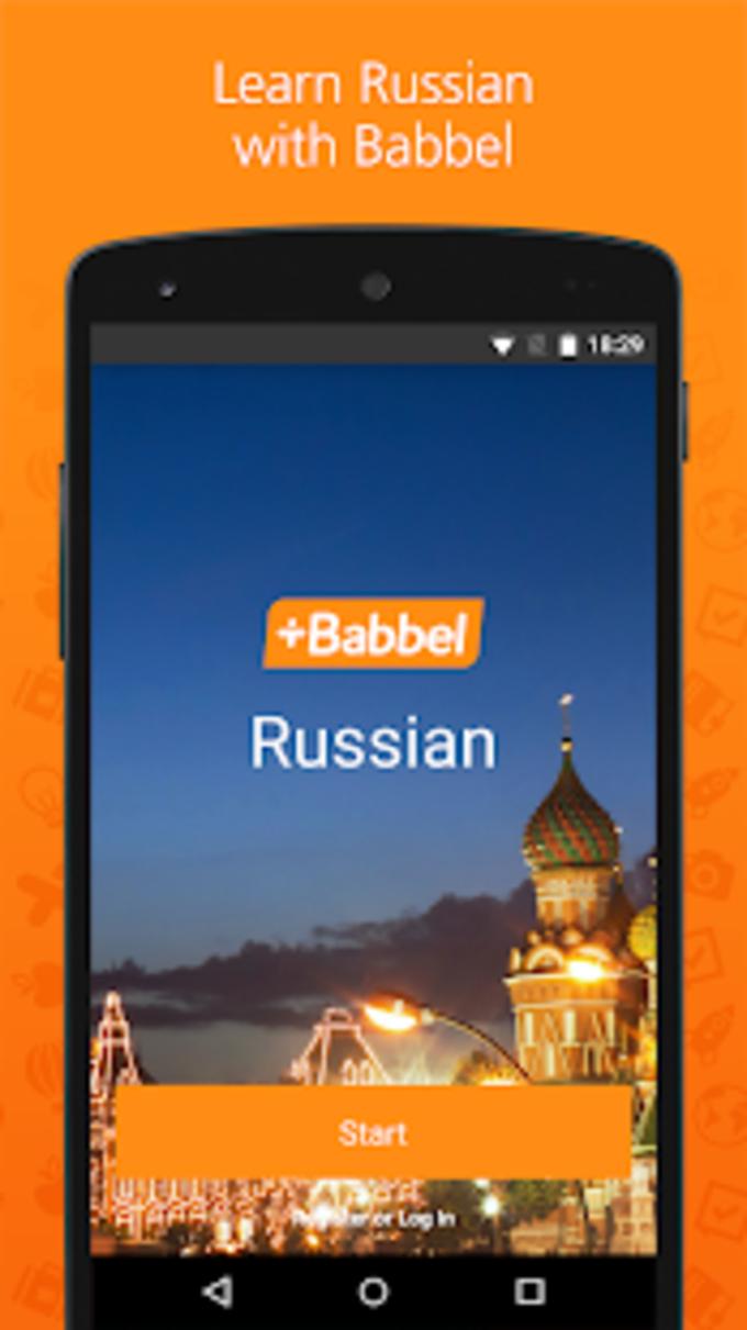 Babbel  Learn Russian