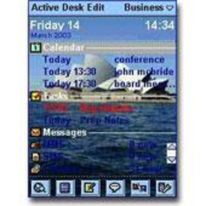 Active Desk P800/P900