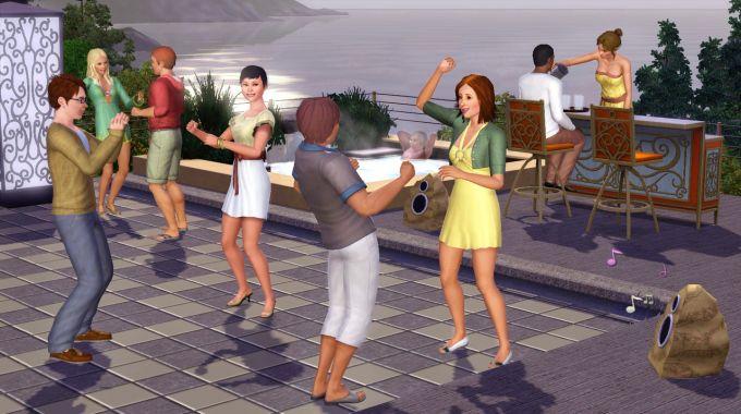 Les Sims 3: Jardin de style Kit