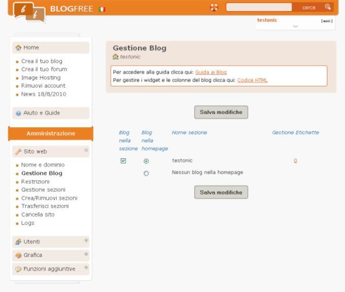 BlogFree