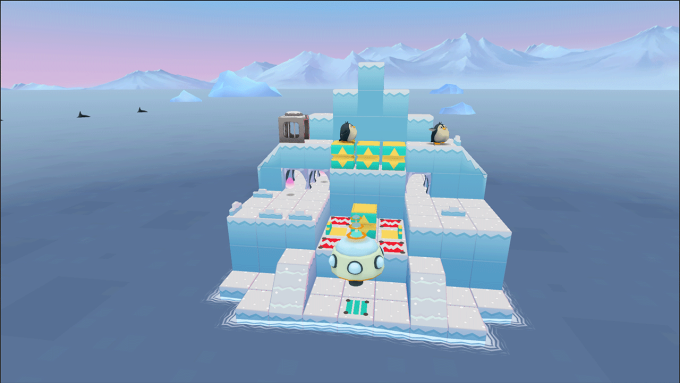 Waddle Home PS VR PS4