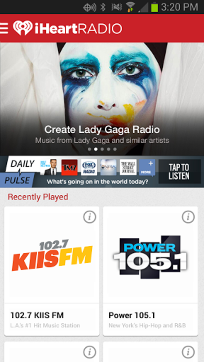 iHeartRadio: Top Radio & Music
