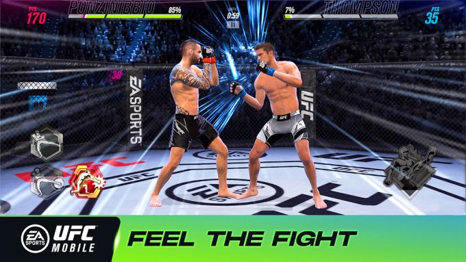 EA SPORTS UFC Mobile 2