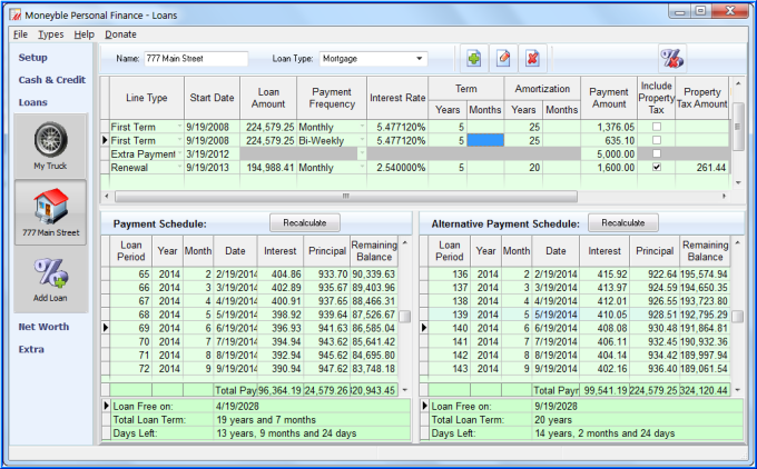 Moneyble Personal Finance