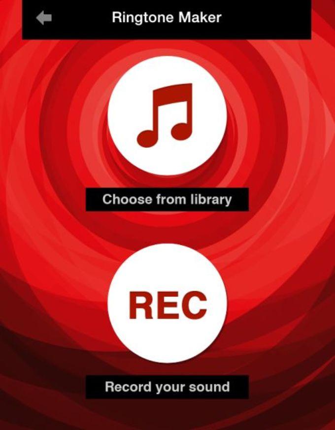 Ringtones Gratis para iOS 7