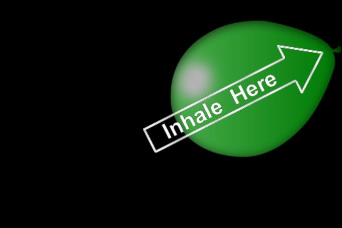 Ballon d'Hélium