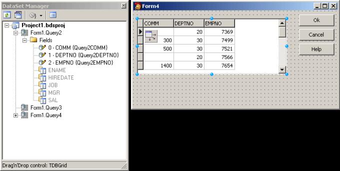 SQLite Data Access Components