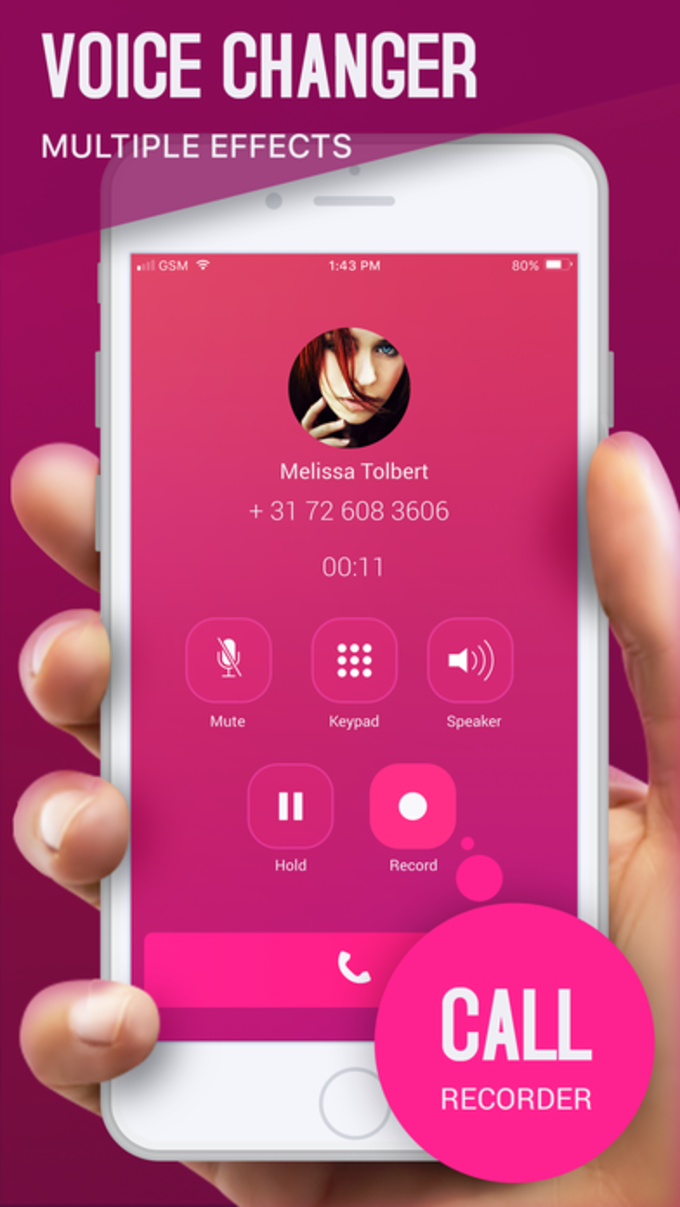 VOICE CHANGER - CALL RECORDER