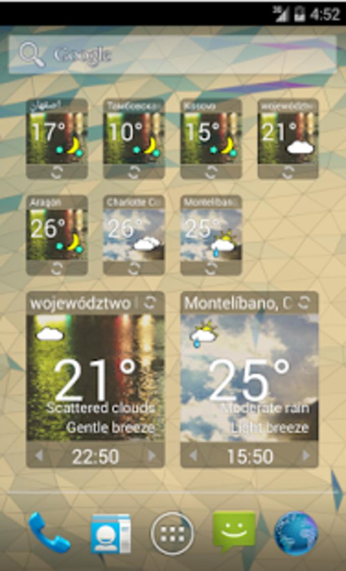 IC Weather