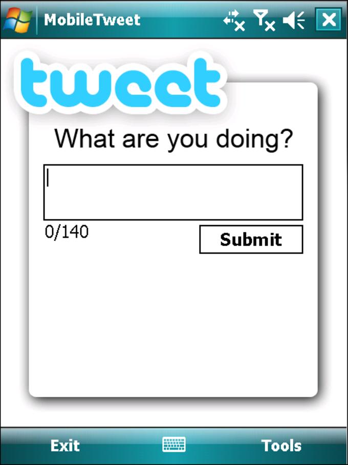 MobileTweet
