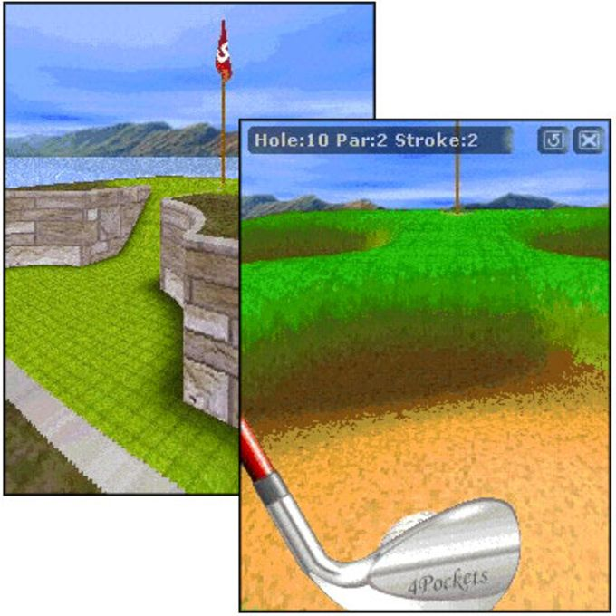 Harry Putter's Crazy Golf