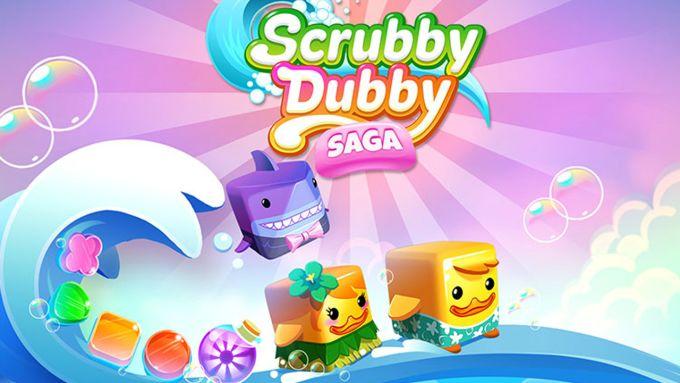 Scrubby Dubby Saga