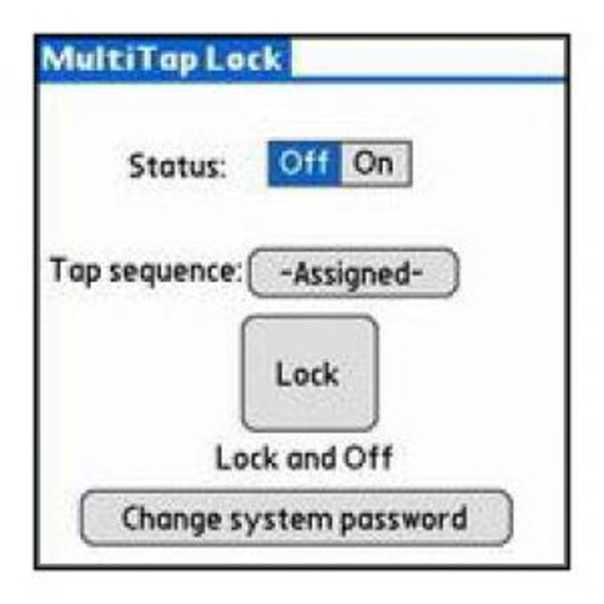 MultiTap Lock
