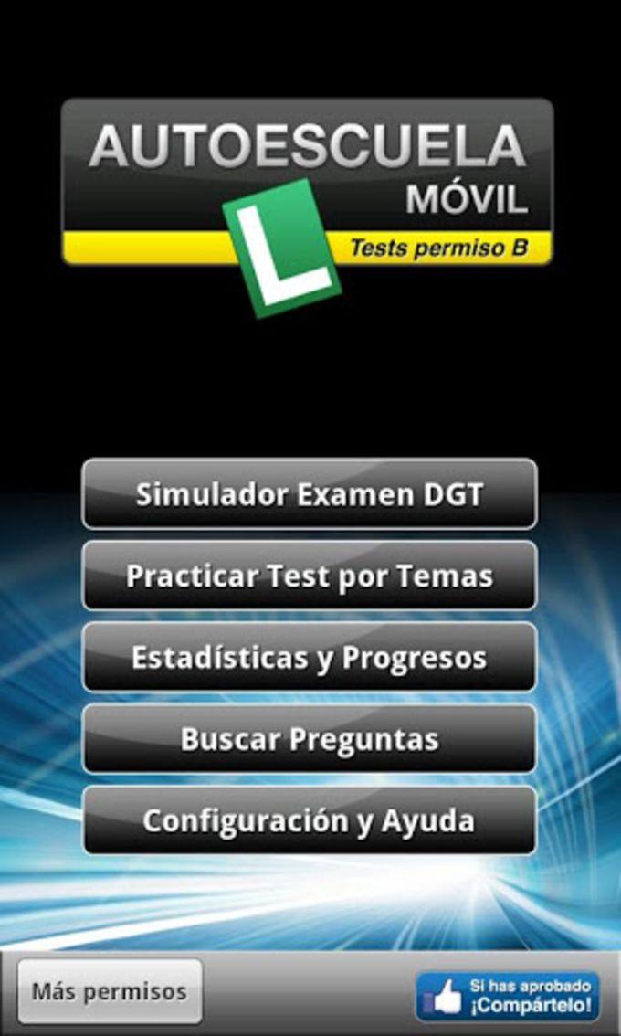 Tests de Conducir DGT (Coche)